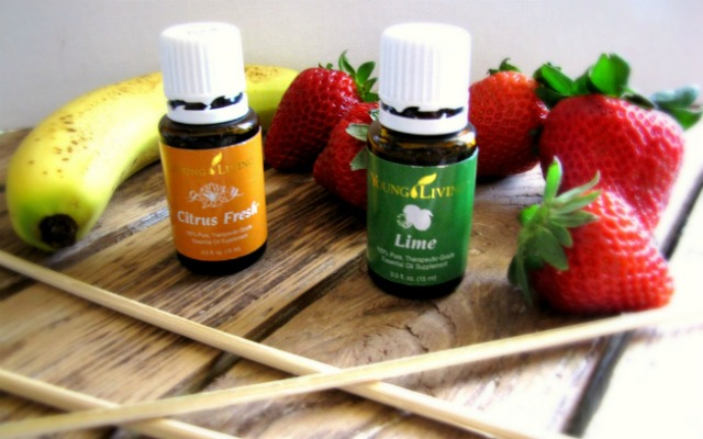 A Little Known Way to Use Citrus Essential Oils