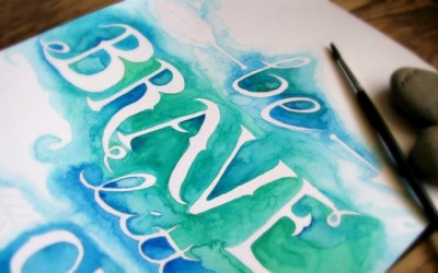 The Process of Creating Watercolor Art