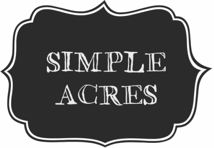 Simple Acres Blog