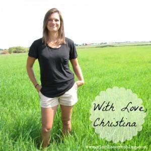 Christina Simple Acres Contributor