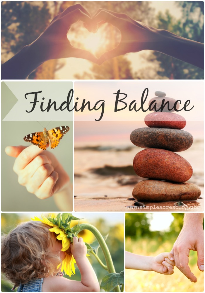 balancing life to manage motherhood