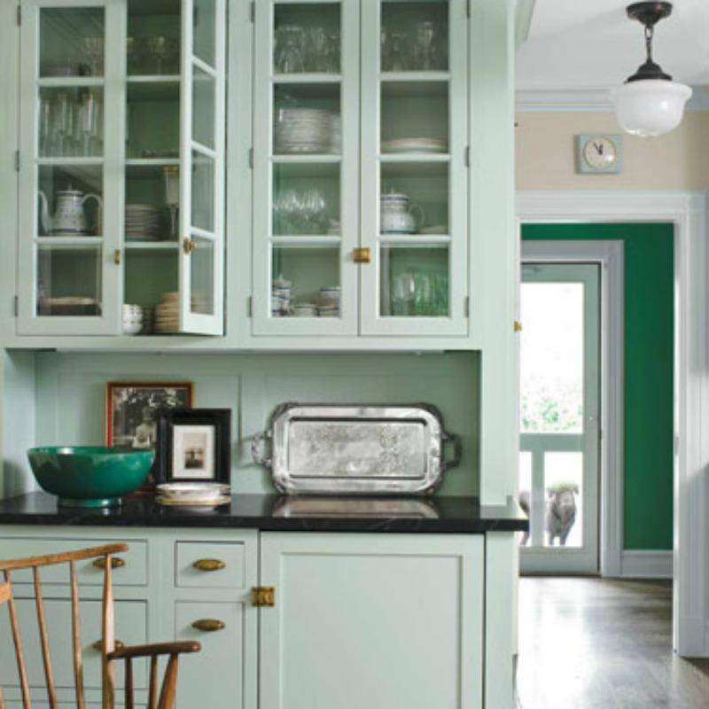 farmhouse cabinets house beautiful