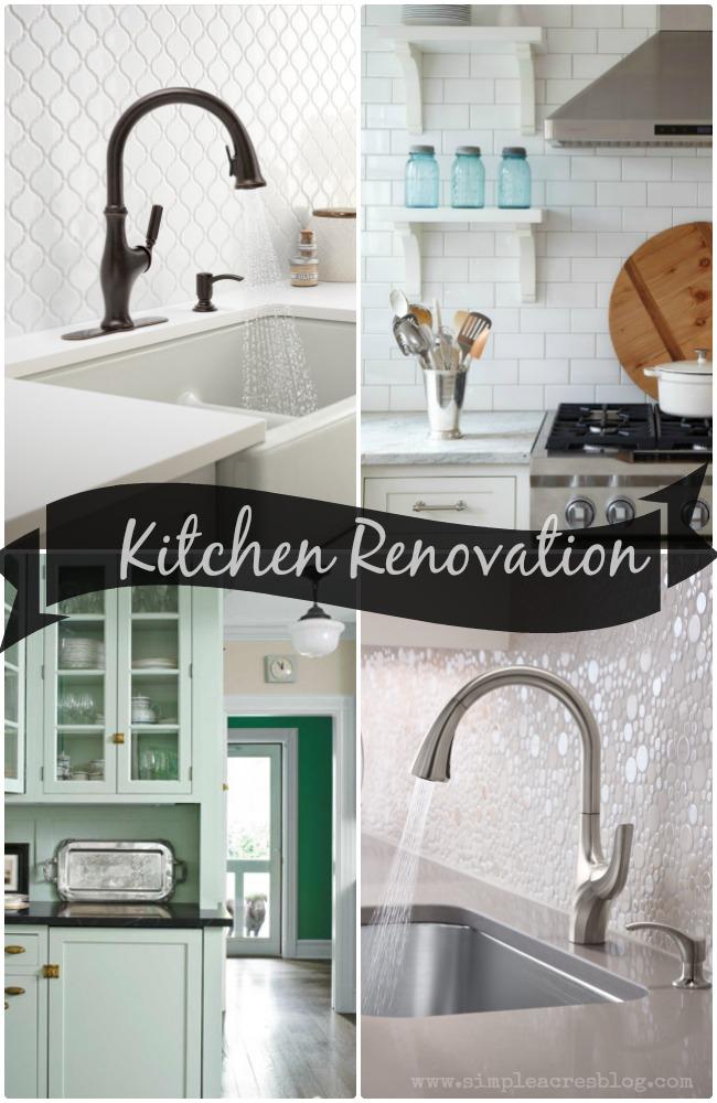 Kitchen Renovation Makeover
