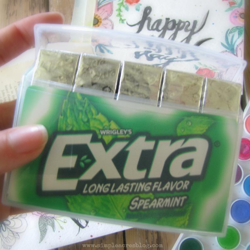 35 piece wrigley gum
