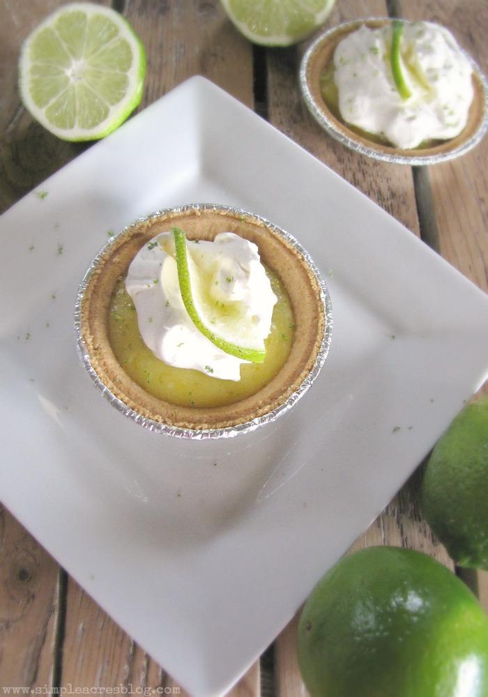 key lime pie dessert