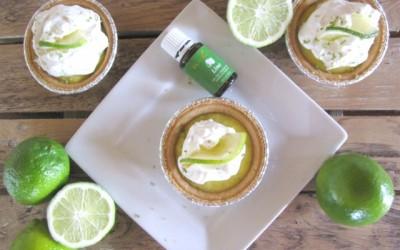 Simple Bite Size Key Lime Pie