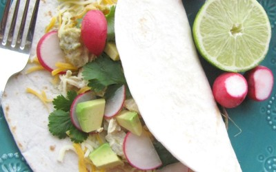 Fresh Citrus Summer Tacos