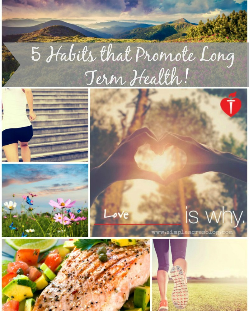 AHA Long term health