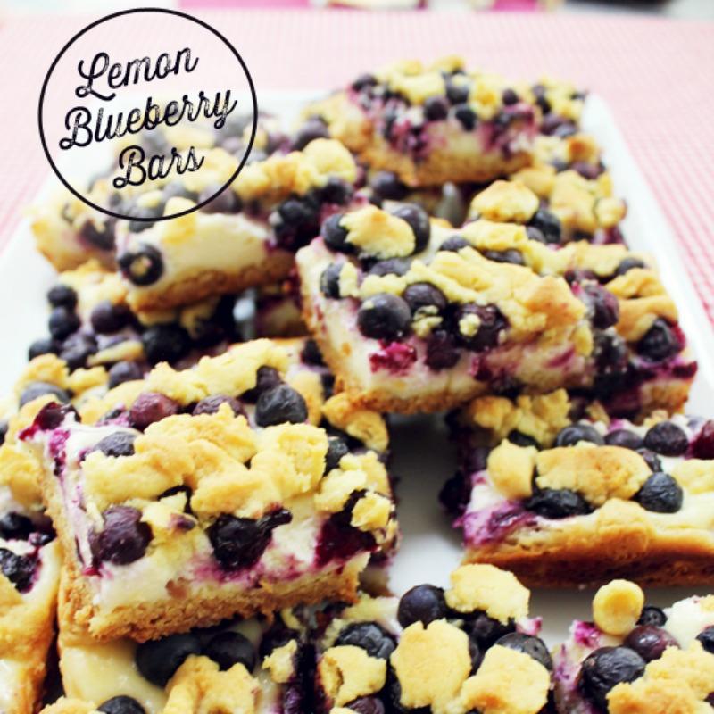 blueberry bars