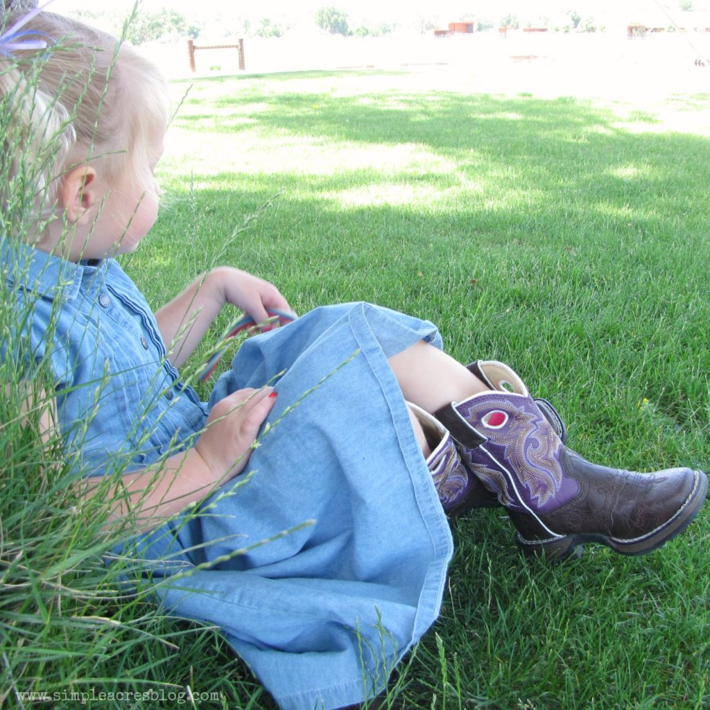 child durango boots