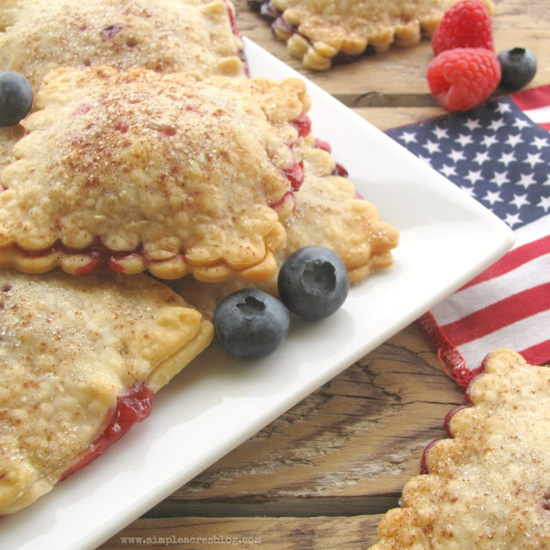 fruit hand pies
