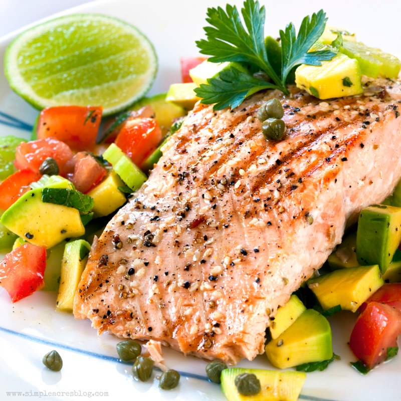 healthy eating omega 3