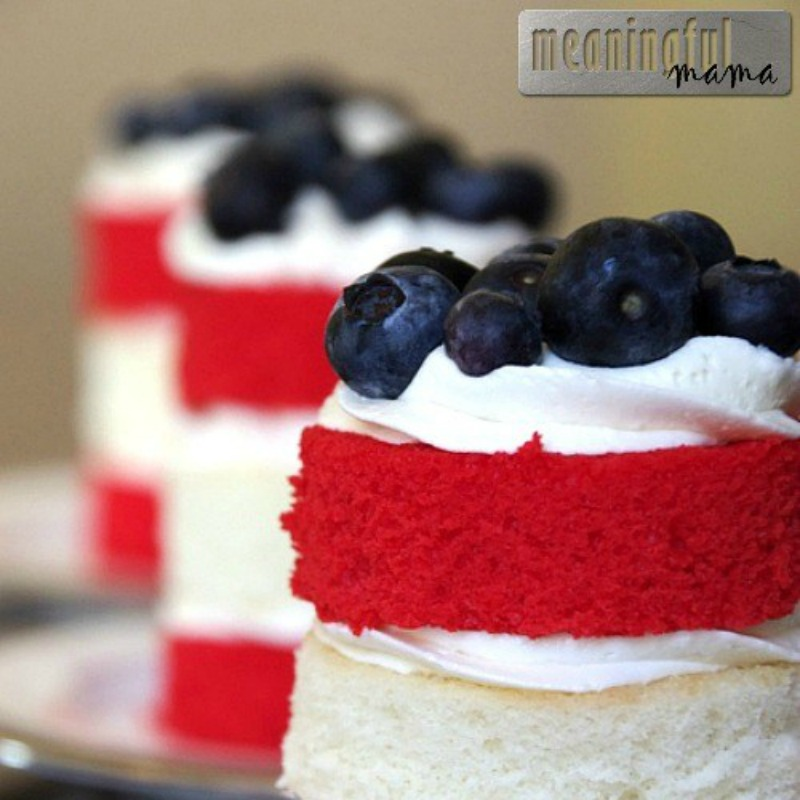 july fourth cake