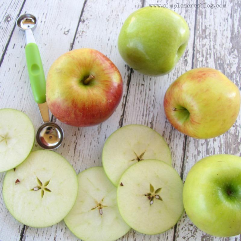 apple dessert ingredients