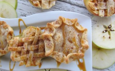 Simple Apple Pie Minis Recipe