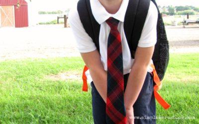 Back to School Shopping Checklist