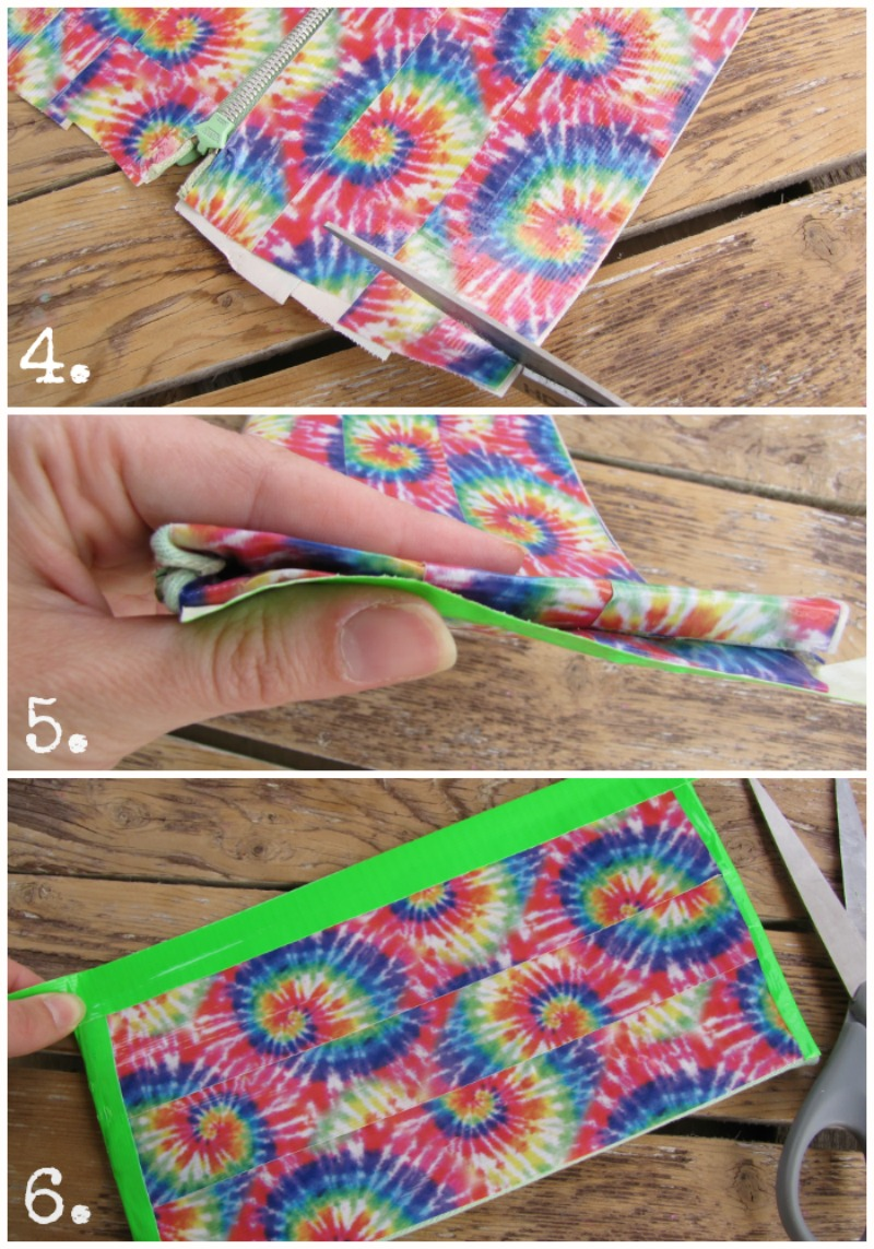 School zipper bag - In 10 Minutes Or Less You Can Create A Fun Up Cycled Zipper Bag Perfect For Back To School Snacks Or Materials