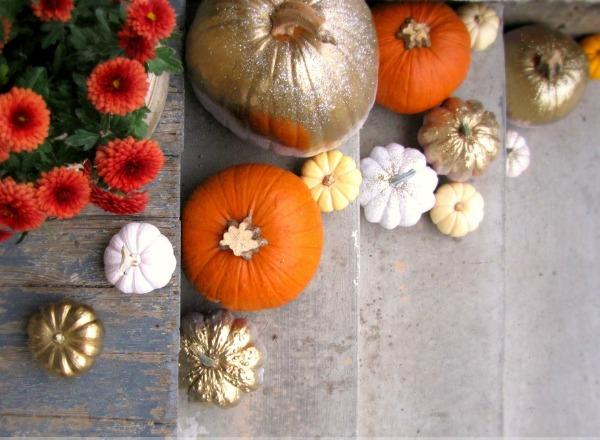 fall pumpkin diy