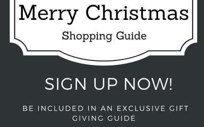 Join Our Exclusive Christmas Shopping Guide