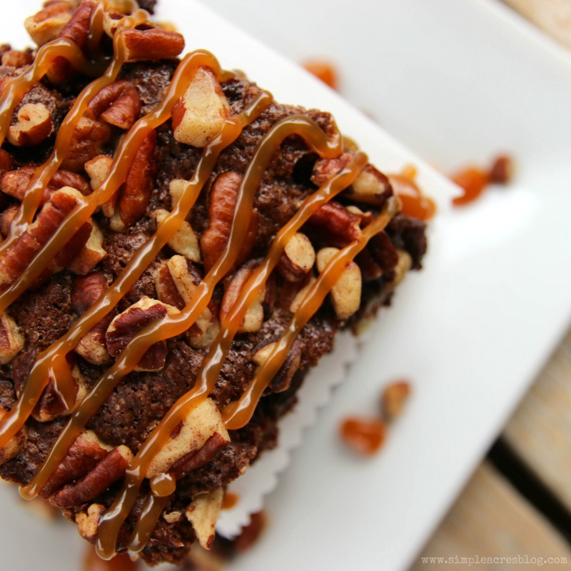 pecan-fudge-brownie-stack