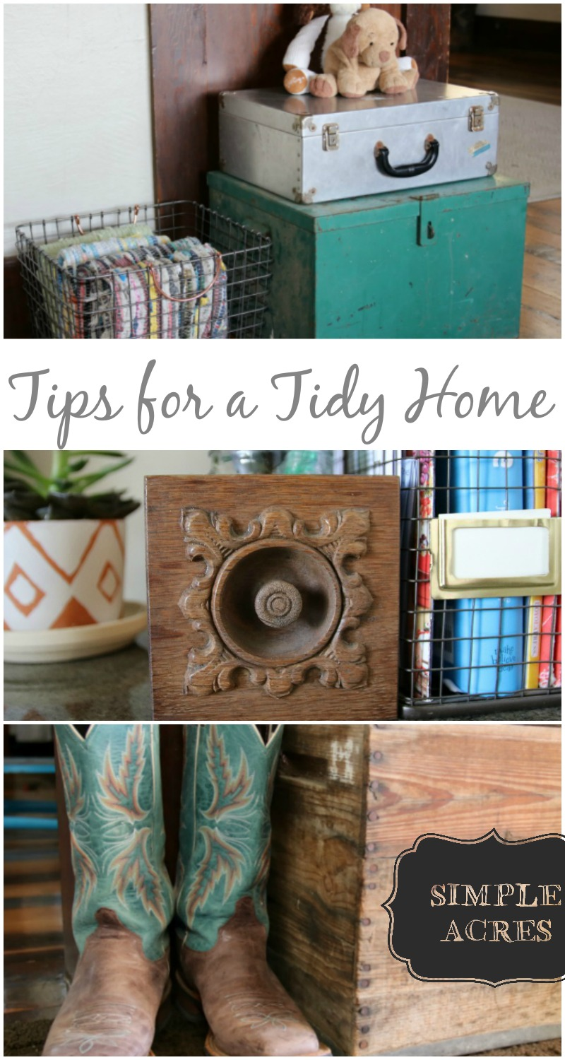 tips-for-a-tidy-home