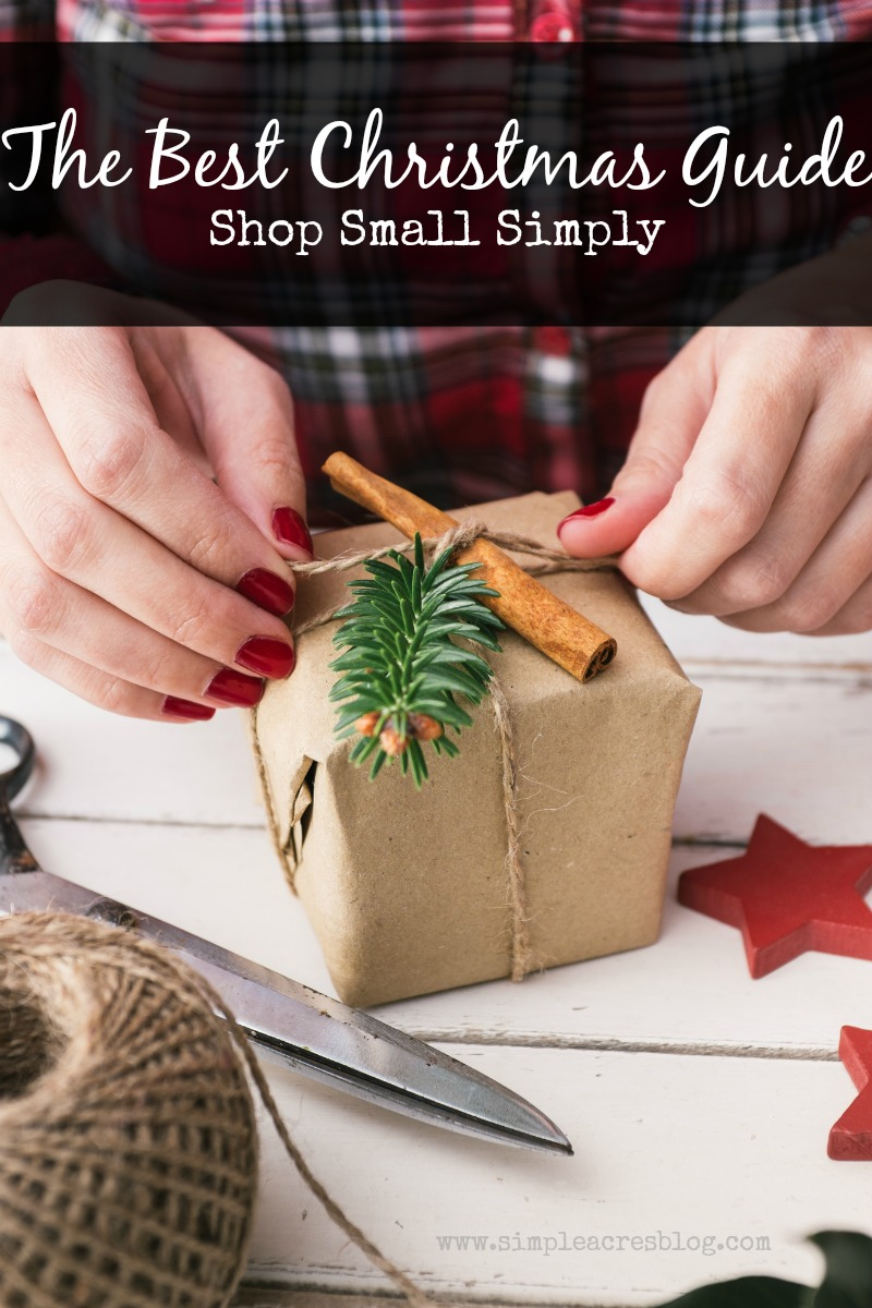 The Best Christmas Gift Guide - Simple Acres Blog