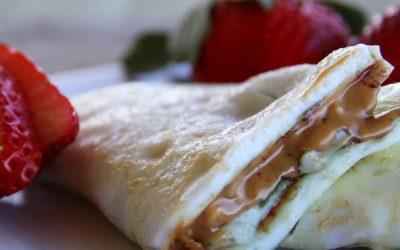 Peanut Butter Omelette