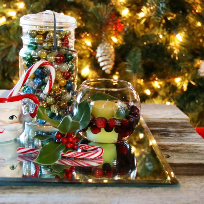 santa-rustic-decor-tray