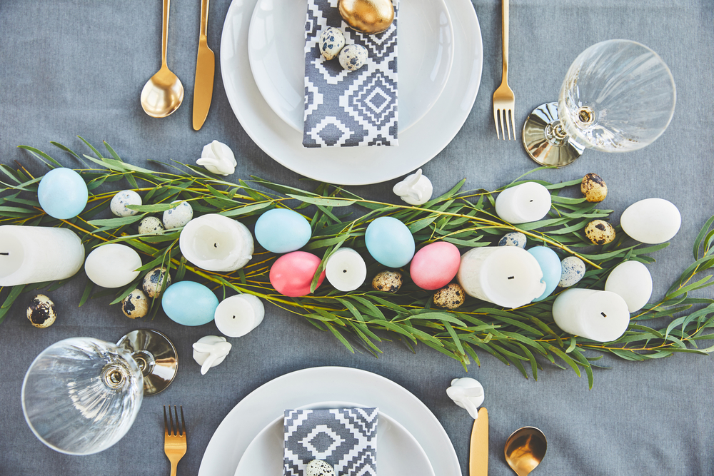 10 Crafty Easter Decorations