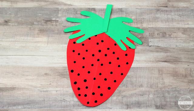 Summer Hand Art Craft For Toddler Preschool Prek Kindergarten