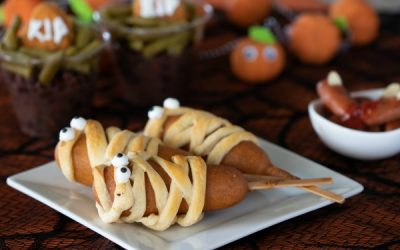 Simple and Easy Halloween Appetizers