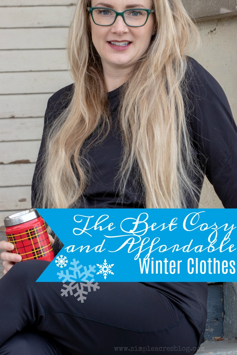 fd40a230993 I have shared often on this blog my love for Cuddl Duds® ClimateRight  clothes! The Best Winter Clothes that are Cozy and Affordable are now  available in a ...