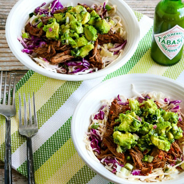 beef cabbage bowl