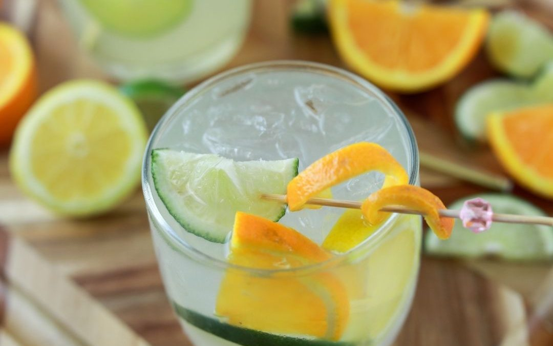 How to Make Spiked Limeade
