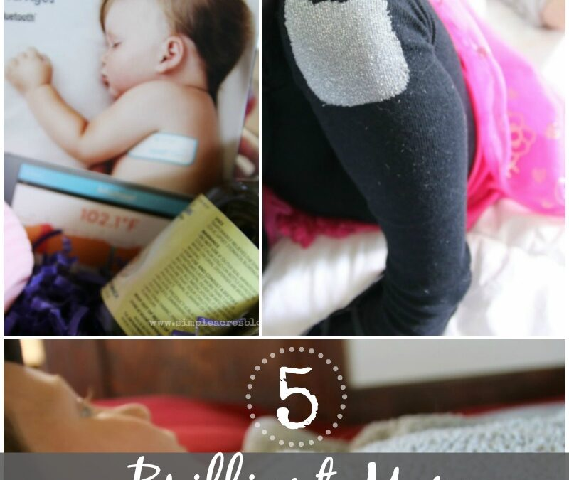 5 Brilliant Mom Hacks for Sick Kids